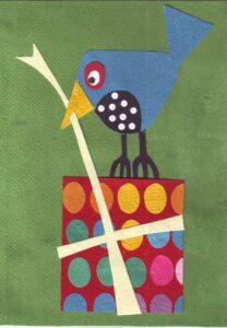 02-107 Bird Present
