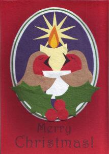 05-071 Caroling Robins