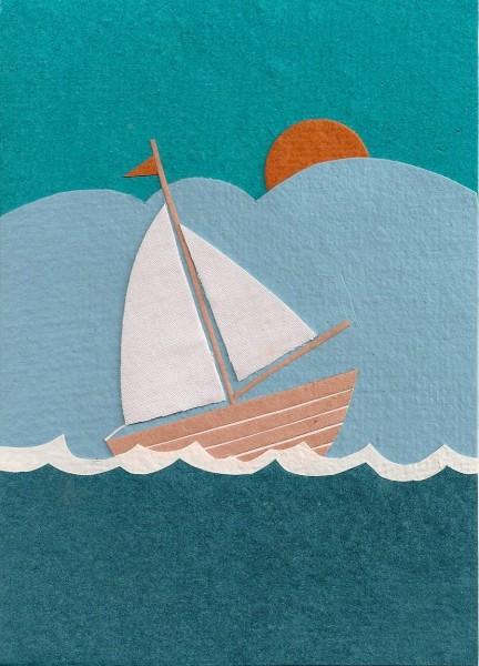 07-055 Sail Away