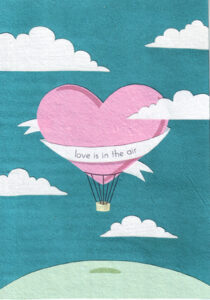 13-031 Love Is In the Air -