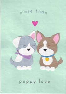 13-036 Puppy Love